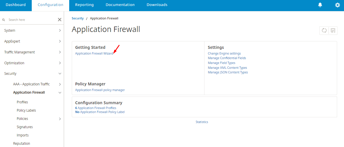 Netscaler WAF step by step guide – Siva Sankar Blogs