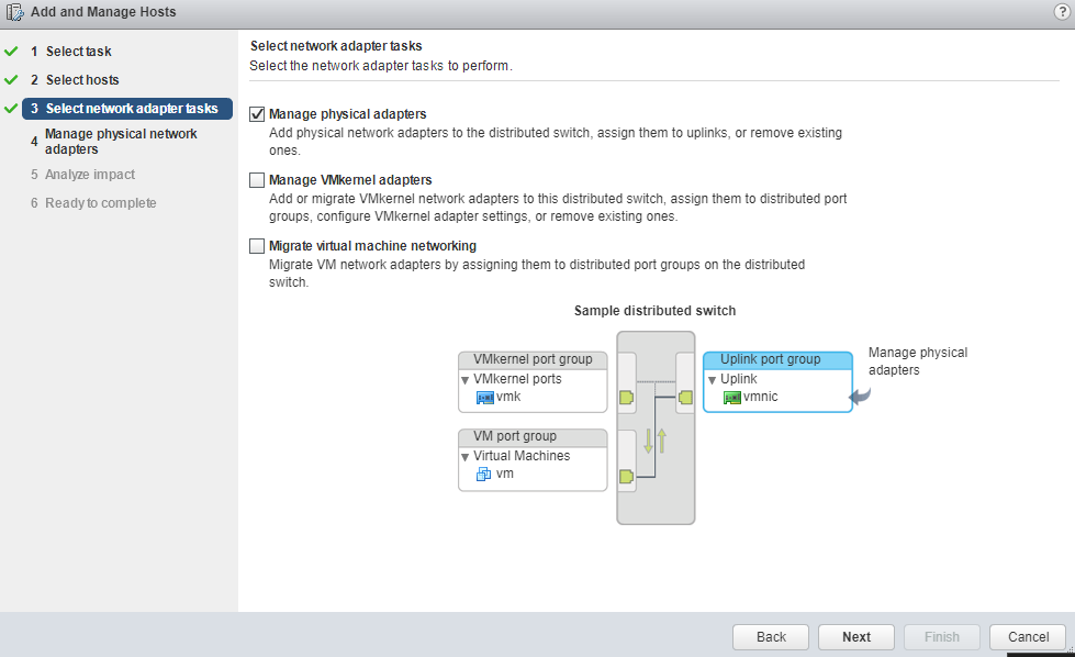 Part 3: VMWare NSX Cluster preparation and Controllers Installation
